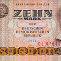 DDR-Banknote 10 Mark Zetkin
