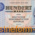 DDR-Banknote 100 Mark Marx