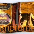 Kaffee-Verpackung Mocca Fix Gold